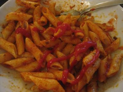 Pasta Ketchup